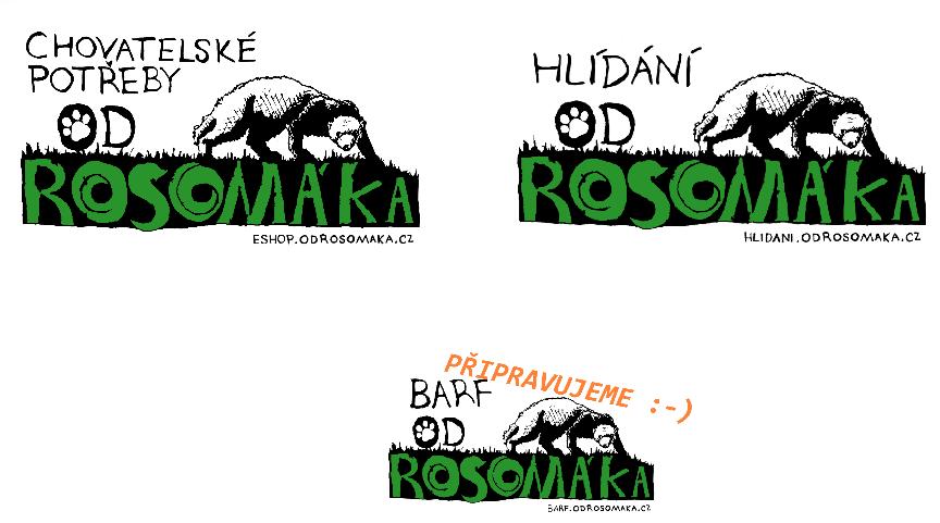 Vítejte na našich stránkách Od Rosomáka